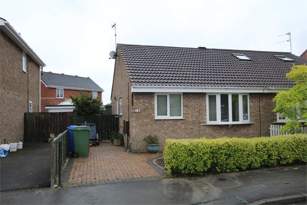 2 Bedrooms Semi Detached Bungalow for sale in Greville Road, Hedon, East Riding of Yorkshire
