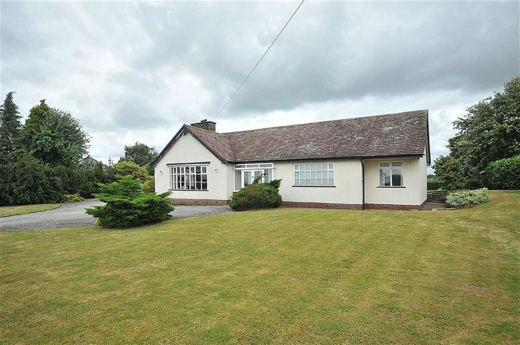 3 Bedrooms Detached Bungalow for sale in Dark Lane, Gawsworth