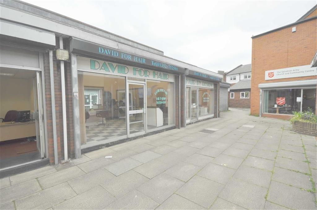 End Of Terrace House for sale in The Mall, Mold, Flintshire