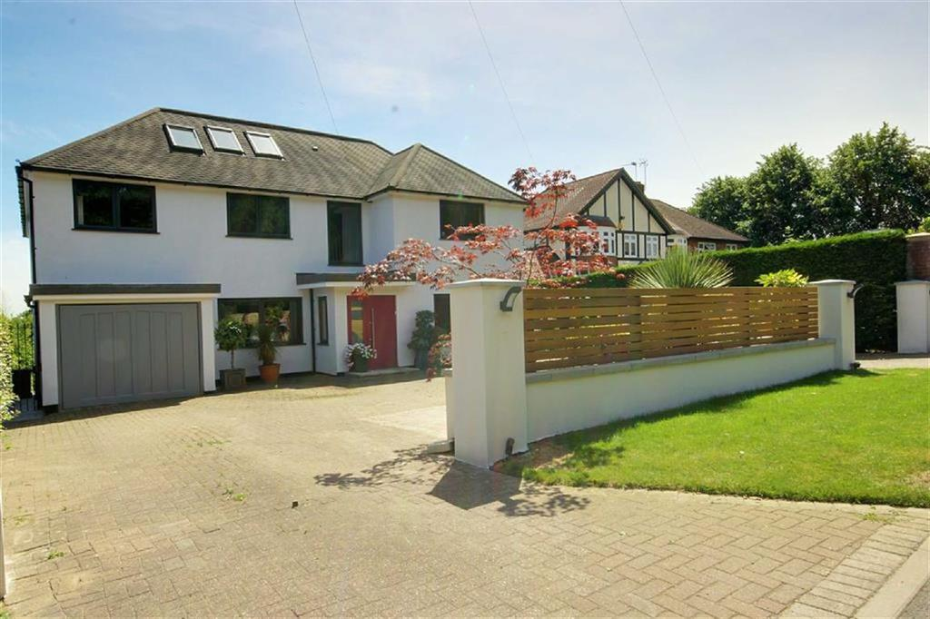 6 Bedrooms Detached House for sale in Vineyards Road, Northaw, Hertfordshire