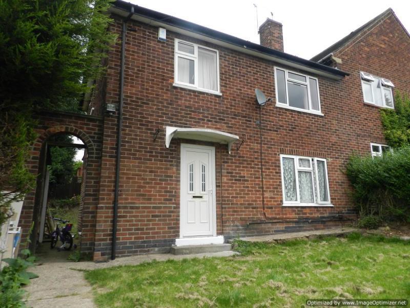 3 Bedrooms Semi Detached House for sale in 50 Henley Rise, Sherwood, Nottingham, Nottinghamshire