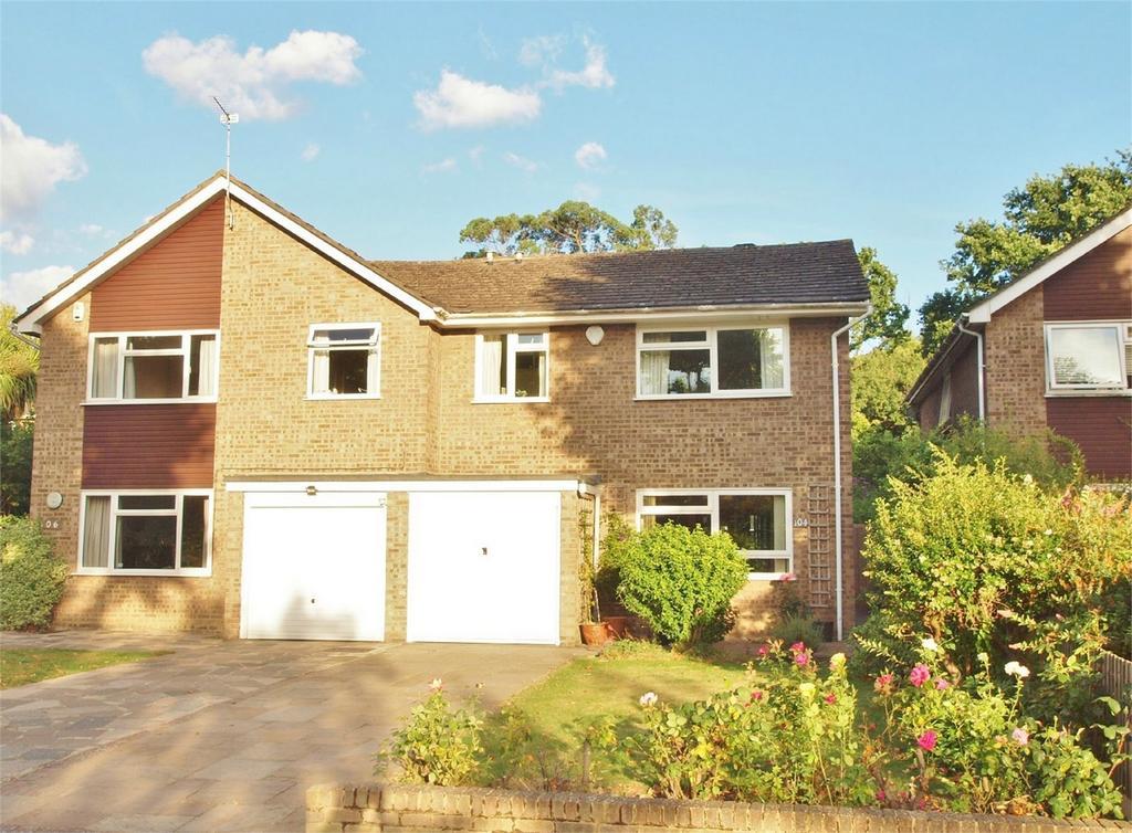 4 Bedrooms Semi Detached House for sale in Overbury Avenue, Beckenham, Kent