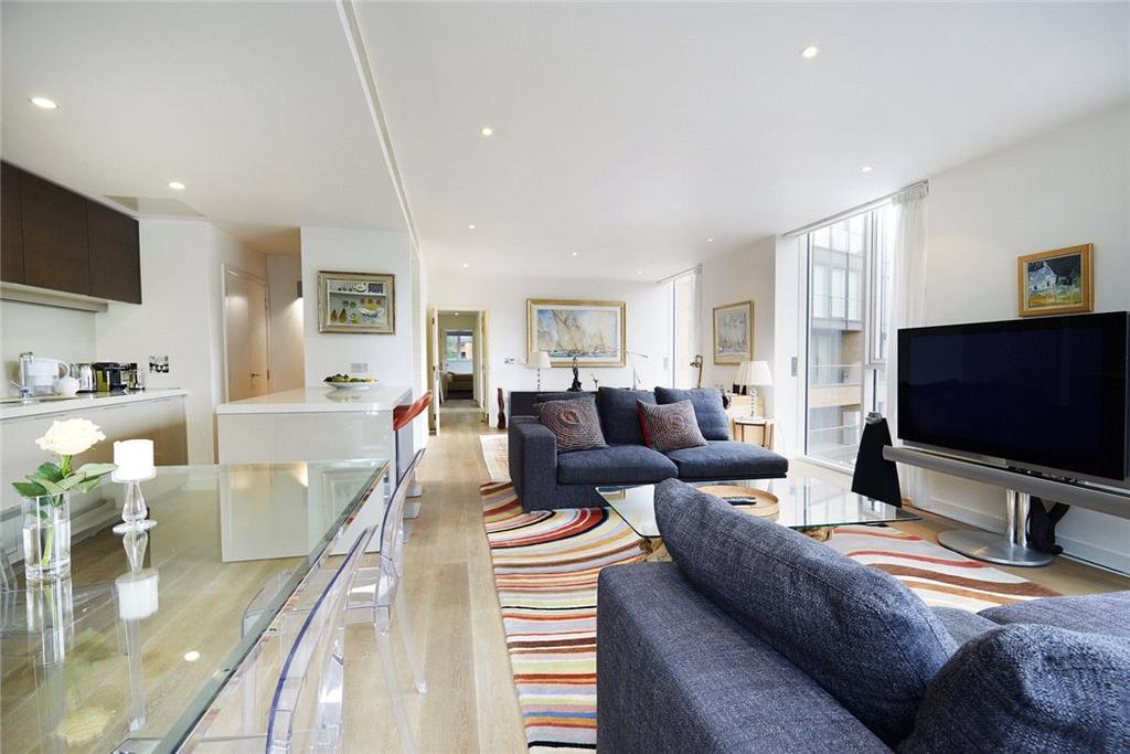 2 Bedrooms Flat for sale in Gatliff Road, Grosvenor Waterside, Belgravia, London, SW1W