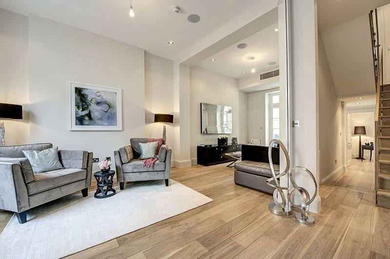 5 Bedrooms Terraced House for sale in Warwick Way, Pimlico, London, SW1V