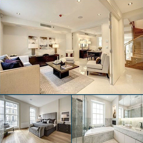 5 bedroom terraced house for sale - Warwick Way, Pimlico, London, SW1V