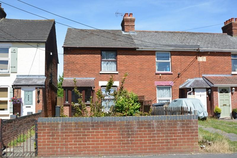 2 Bedrooms End Of Terrace House for sale in Vigo Road, Andover