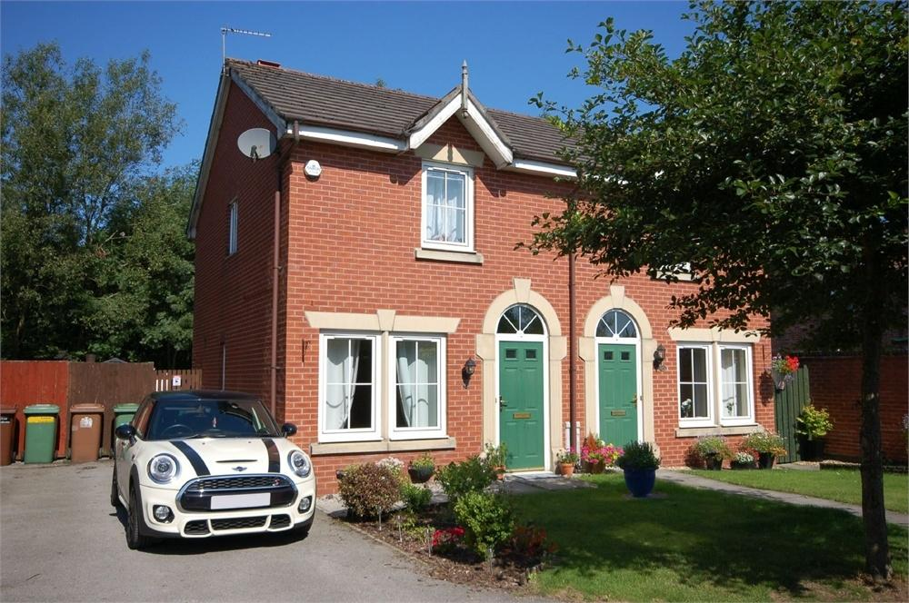 2 Bedrooms Semi Detached House for sale in Lotus Gardens, New Bold, St Helens, Merseyside