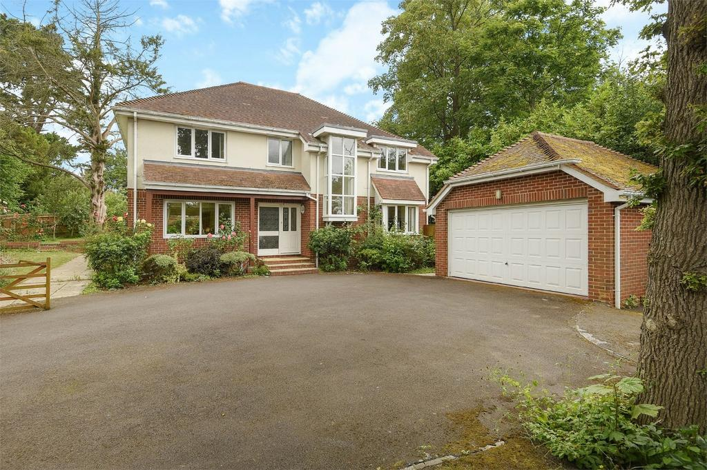 5 Bedrooms Detached House for sale in Hiltingbury, Hampshire