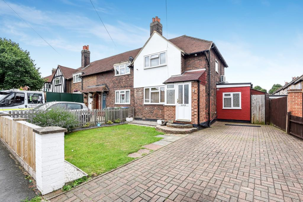 3 Bedrooms End Of Terrace House for sale in The Vista London SE9