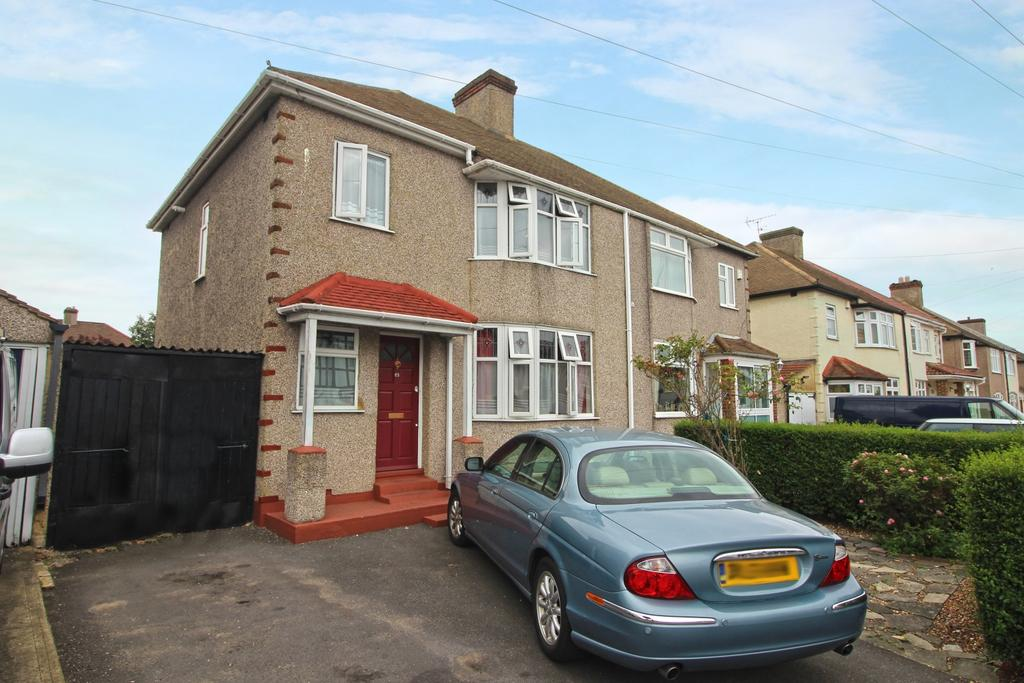 3 Bedrooms Semi Detached House for sale in Lansdowne Avenue Bexleyheath DA7