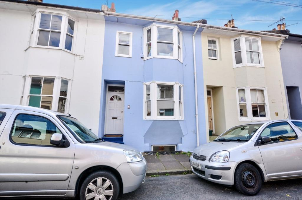 3 Bedrooms Terraced House for sale in Southampton Street Brighton East Sussex BN2