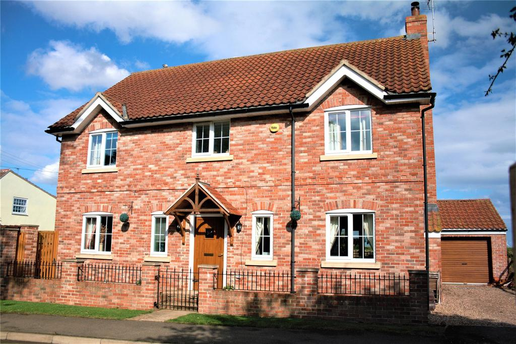6 Bedrooms Detached House for sale in Chapel Lane, Little Hale, NG34