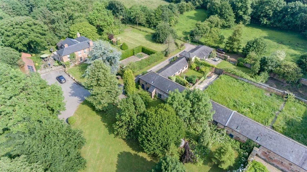 5 Bedrooms Detached House for sale in Hall Farm, Rise Road, Sigglesthorne, East Riding of Yorkshire
