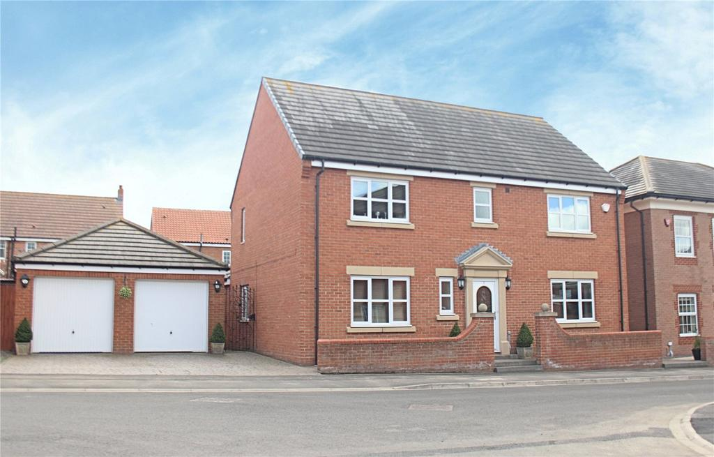 4 Bedrooms Detached House for sale in Frocester Court, Ingleby Barwick