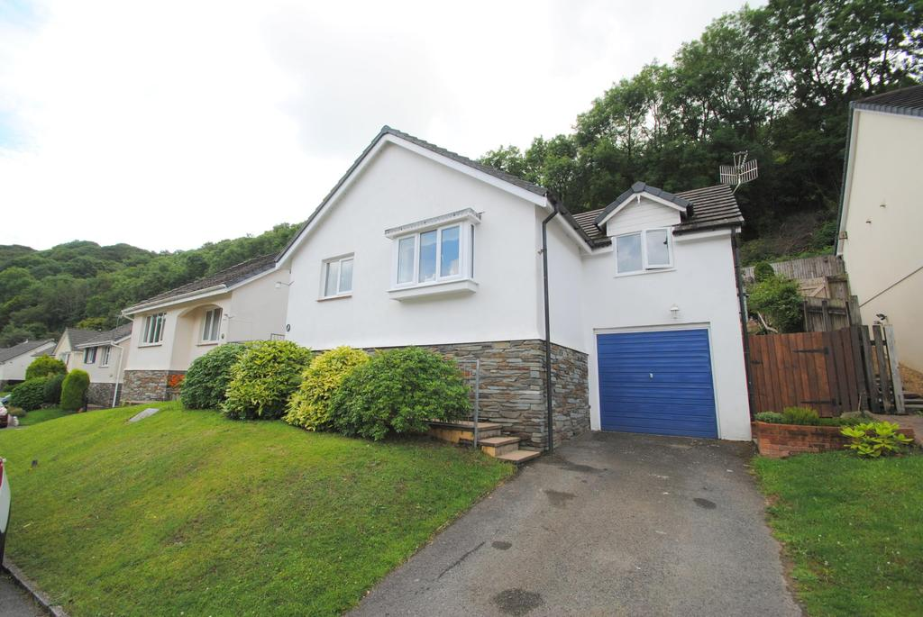 3 Bedrooms Bungalow for sale in Saltmer Close, Ilfracombe
