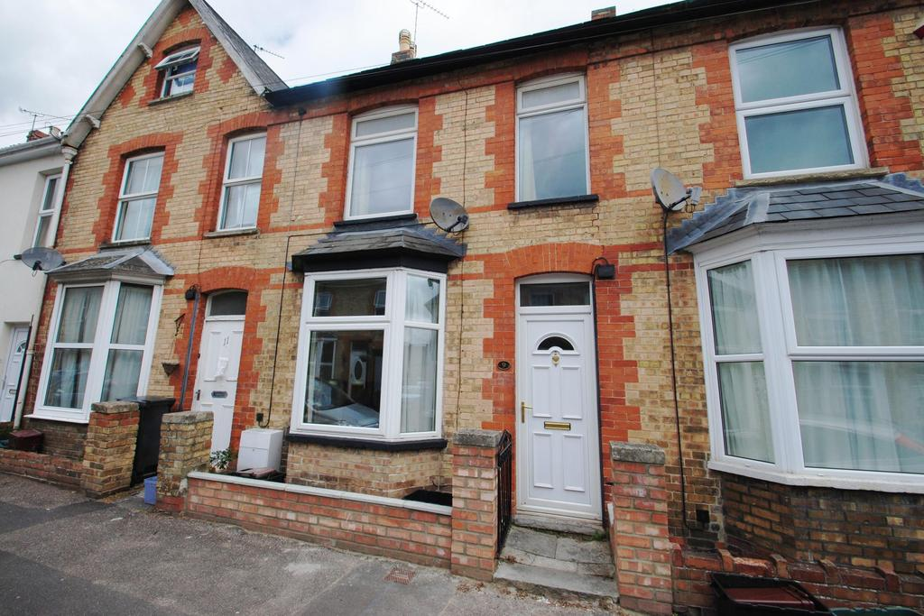 2 Bedrooms Terraced House for sale in George Street, Taunton