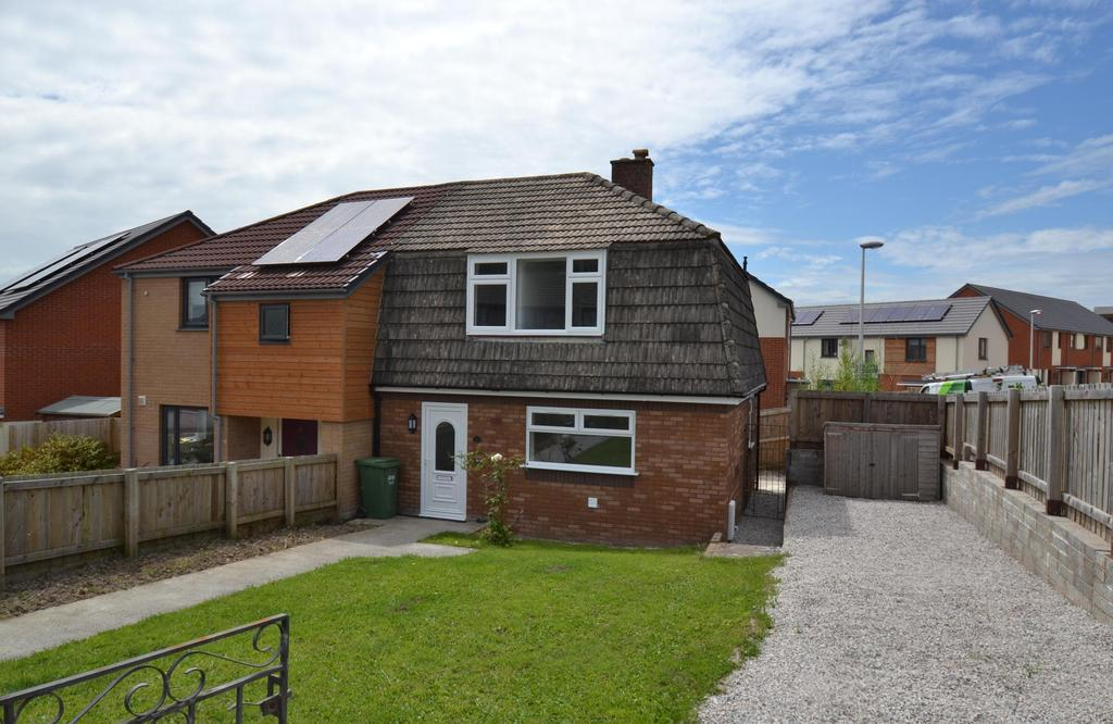 3 Bedrooms Semi Detached House for sale in Willshere Road, Barnstaple