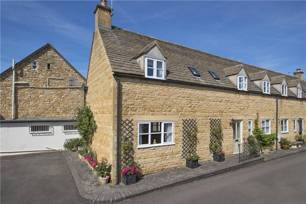 2 Bedrooms Semi Detached House for sale in Cotterells Alley, Park Road, Chipping Campden, Gloucestershire, GL55
