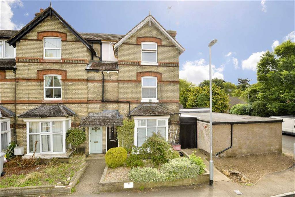 4 Bedrooms End Of Terrace House for sale in Bowling Green Avenue, Kettering