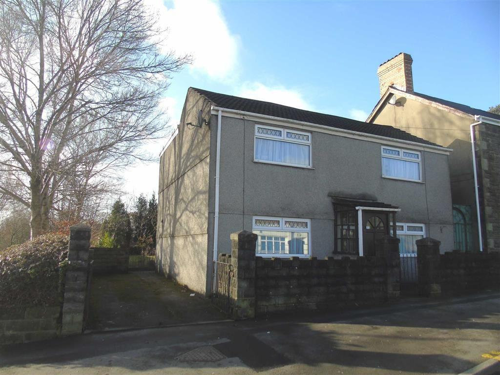 3 Bedrooms Detached House for sale in Clase Road, Morriston, Swansea