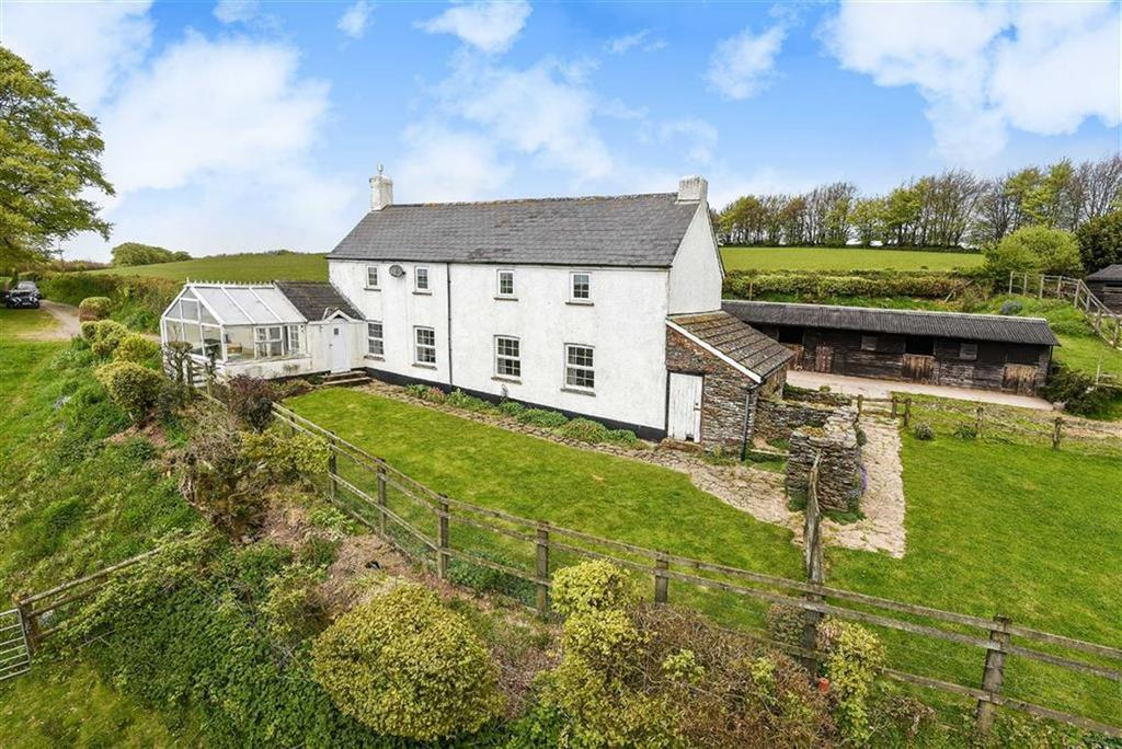 3 Bedrooms Detached House for sale in Withiel Florey, Minehead, Somerset, TA24