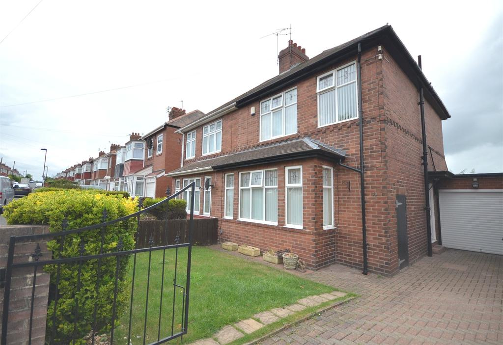 3 Bedrooms Semi Detached House for sale in Fenham