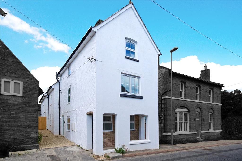 4 Bedrooms Detached House for sale in Broadmayne, Dorchester