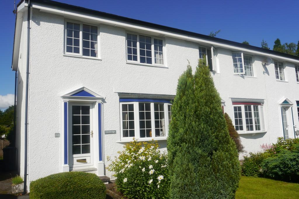 3 Bedrooms End Of Terrace House for sale in Edenbridge, 12 Loughrigg Park, Ambleside, LA22 0DY
