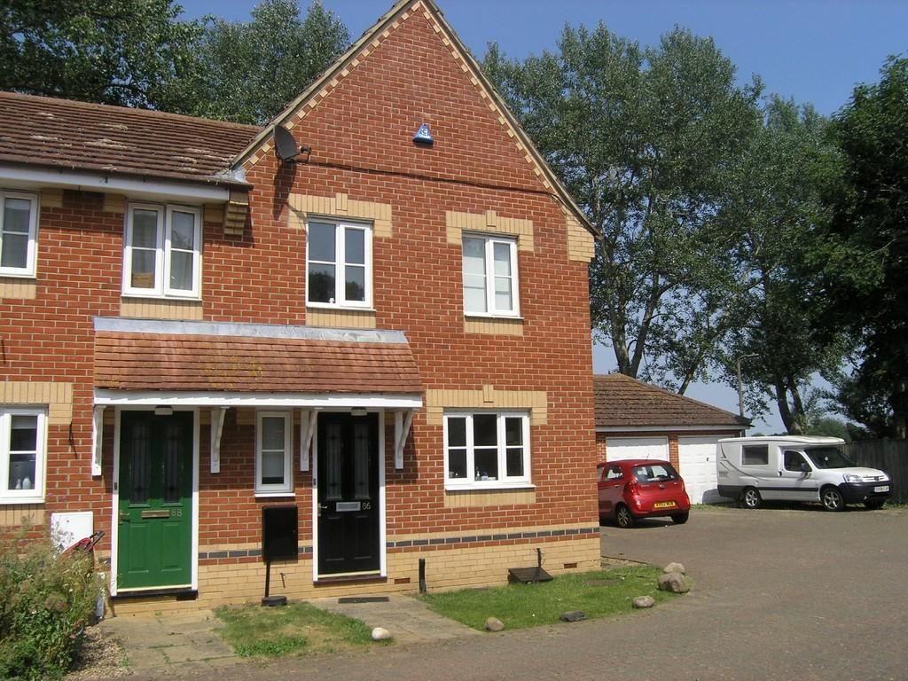 3 Bedrooms End Of Terrace House for sale in Morton Close, Ely