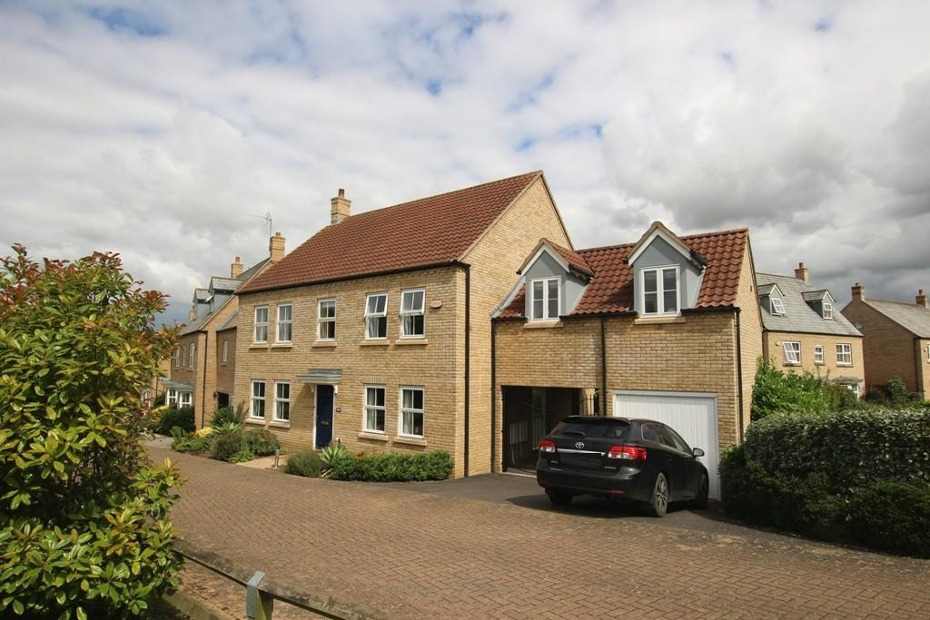 4 Bedrooms Detached House for sale in Beresford Road, Ely