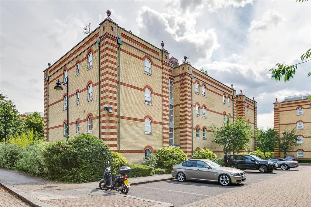 2 Bedrooms Flat for sale in Keble Place, Harrods Village, Barnes, London