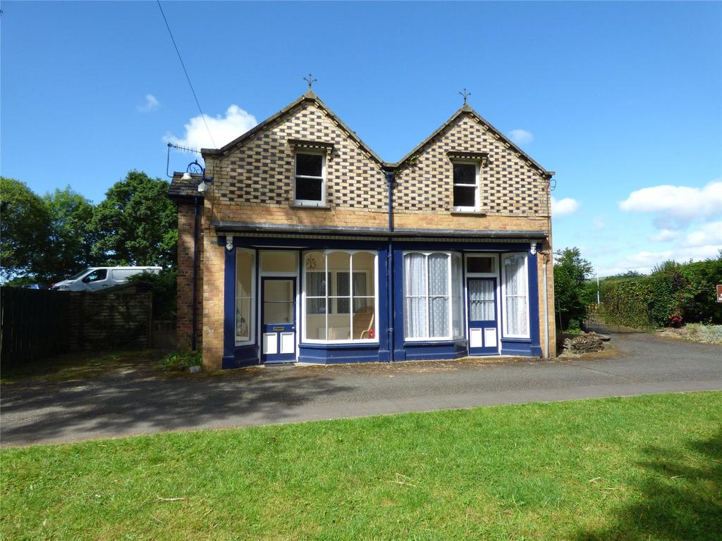 3 Bedrooms Detached House for sale in Arcade Cottage, Rock Park, Llandrindod Wells, Powys