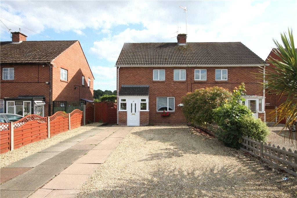 3 Bedrooms Semi Detached House for sale in Springhill Rise, Bewdley, DY12