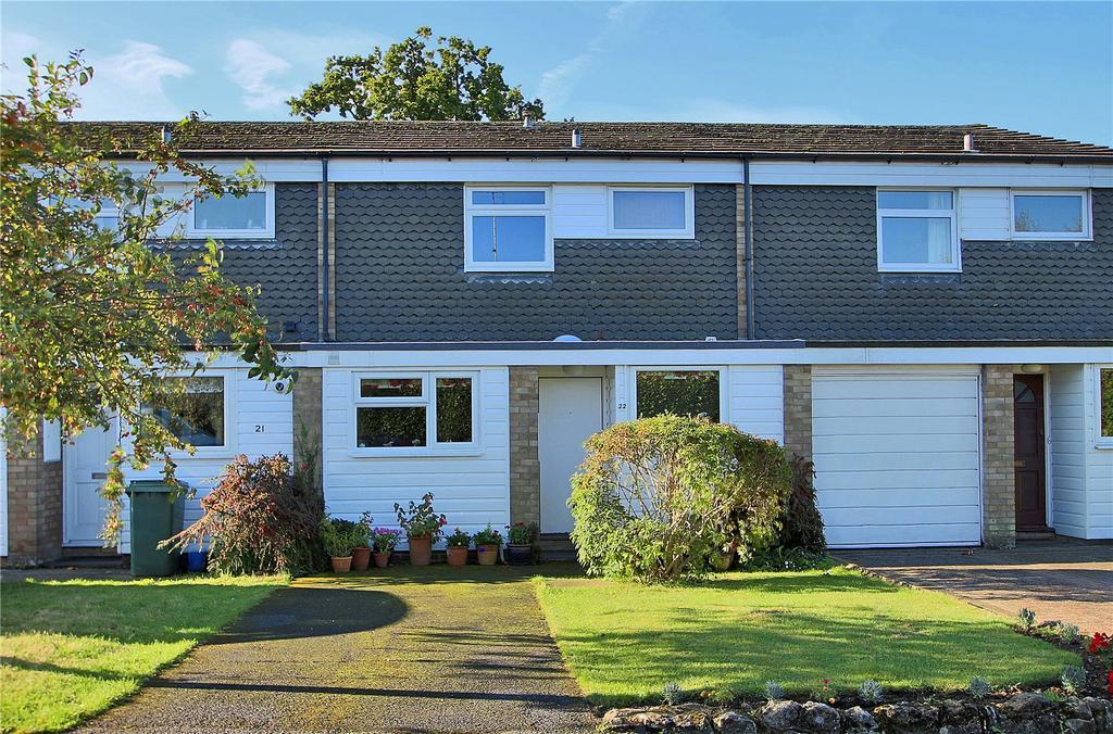 3 Bedrooms Terraced House for sale in Bessels Way, Sevenoaks, Kent