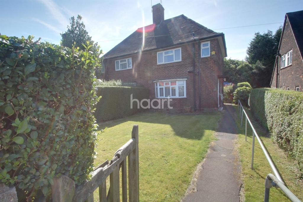 3 Bedrooms Semi Detached House for sale in Oxclose Lane, Bestwood, Nottingham.