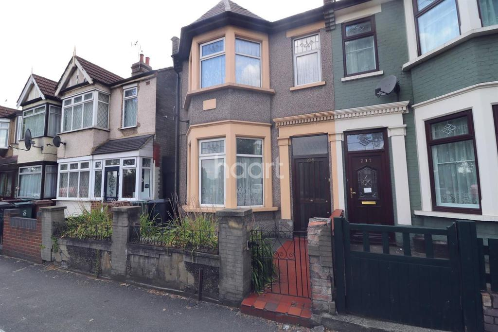 3 Bedrooms End Of Terrace House for sale in Chingford Road, Walthamstow