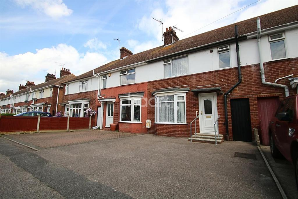 3 Bedrooms Terraced House for sale in Wheatsheaf Gardens, Sheerness, Kent