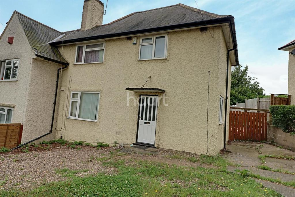 3 Bedrooms Semi Detached House for sale in Serlby Rise, Carlton