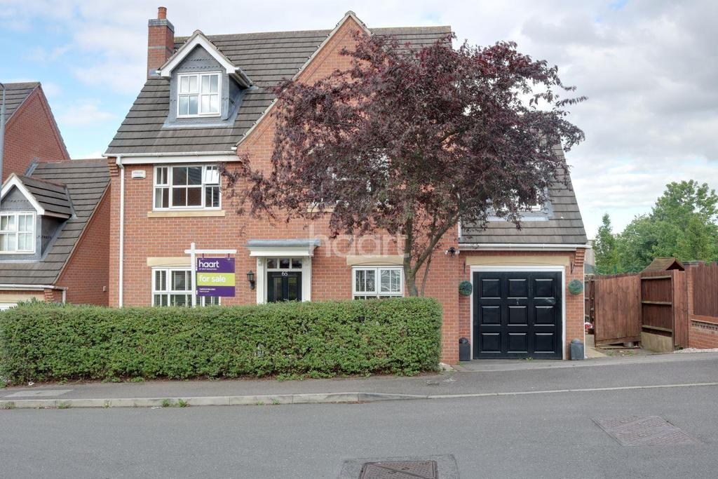 5 Bedrooms Detached House for sale in Denton Drive, West Bridgford, Nottingham