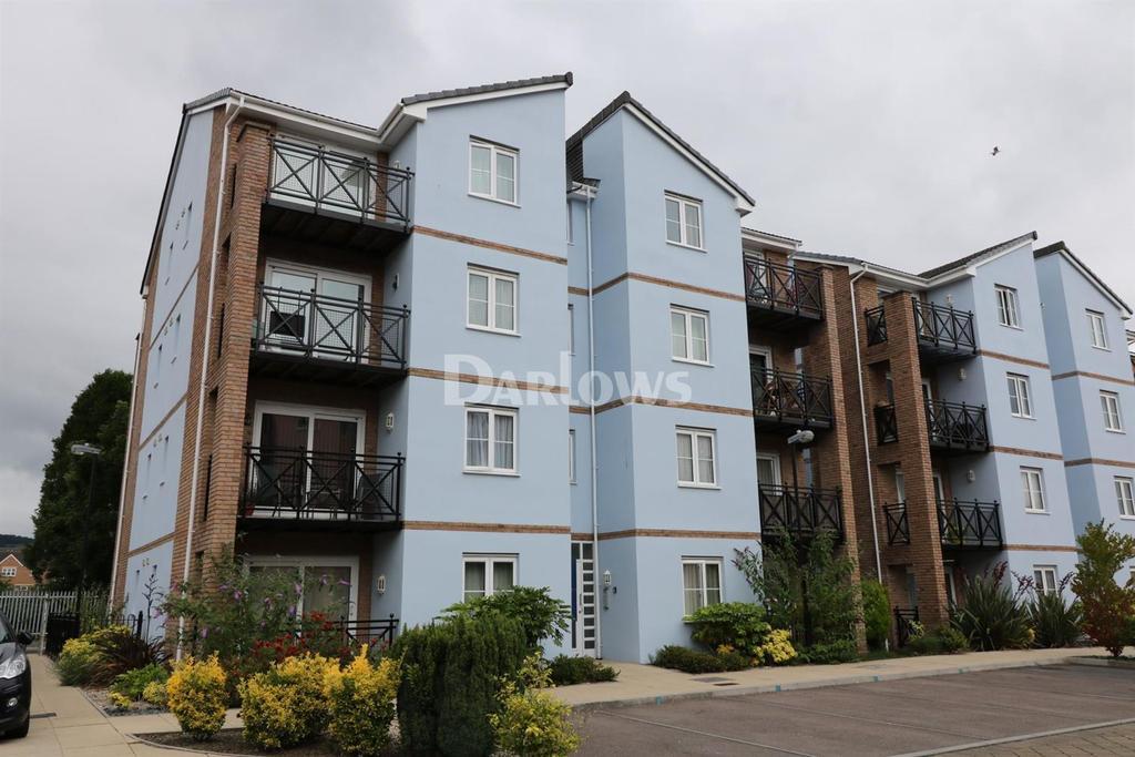 1 Bedroom Flat for sale in Pentland Close, Llanishen, Cardiff, CF14