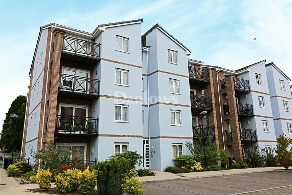 1 Bedroom Flat for sale in Pentland Close, Llanishen, Cardiff, CF14