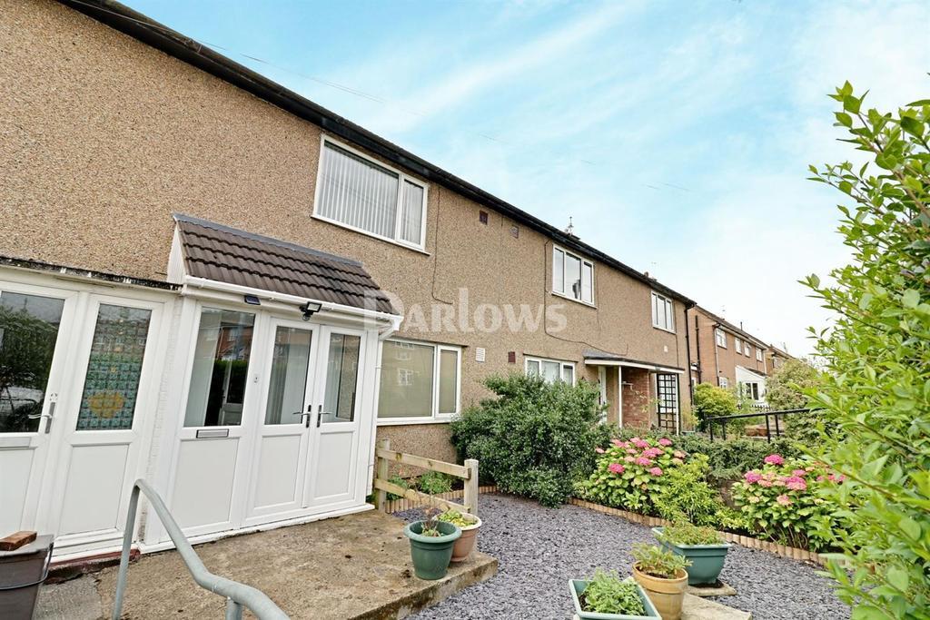 2 Bedrooms Maisonette Flat for sale in Templeton Avenue, Llanishen, Cardiff