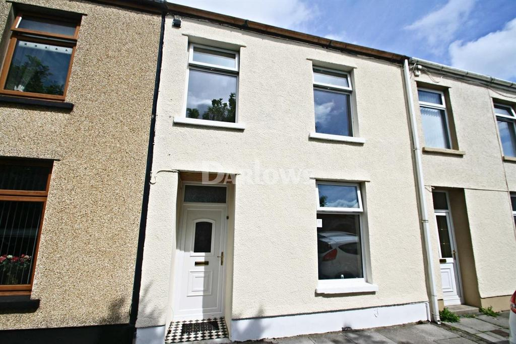 3 Bedrooms Terraced House for sale in Woodfield Road, Georgetown, Tredegar, Gwent