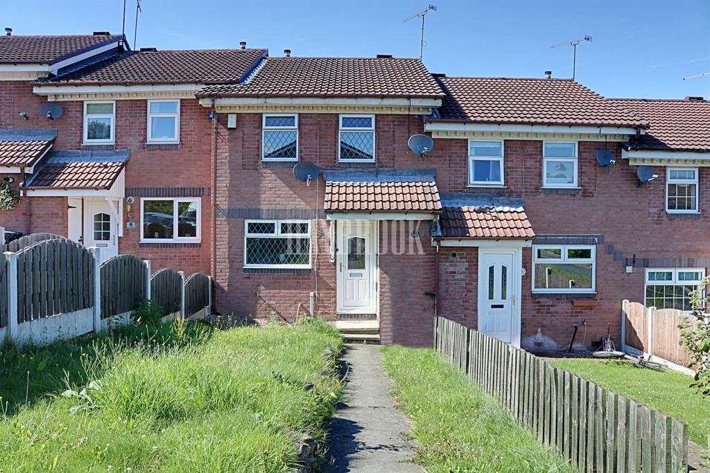 3 Bedrooms Terraced House for sale in Thorndale Rise, Brinsworth