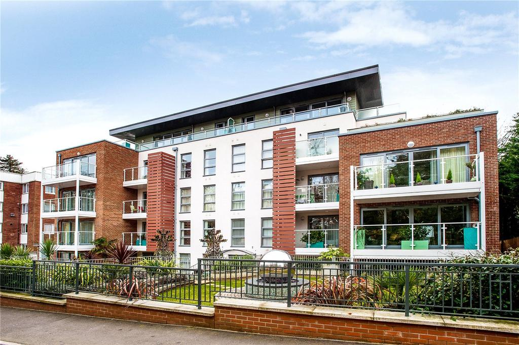 2 Bedrooms Flat for sale in Branksome Wood Road, Bournemouth, Dorset, BH2