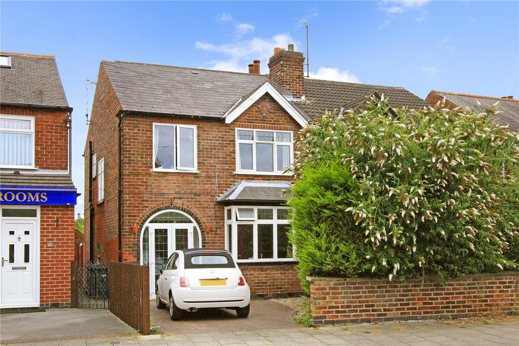 3 Bedrooms House for sale in Abbey Road, West Bridgford, Nottingham, NG2