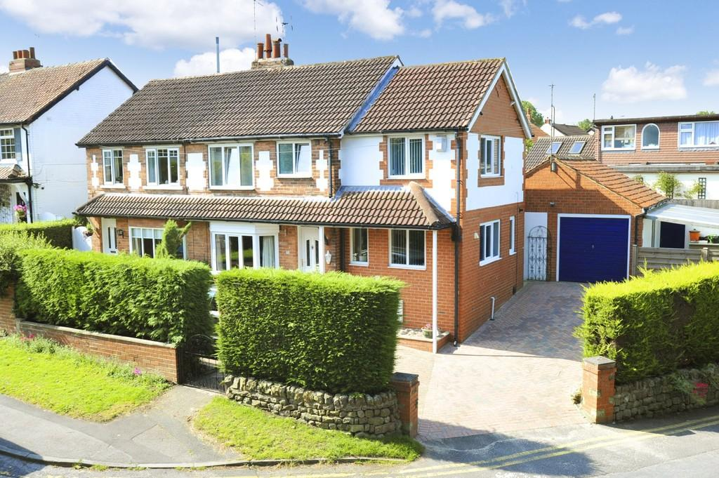 3 Bedrooms Semi Detached House for sale in Station Road, Pannal