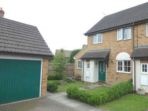 3 Bedrooms End Of Terrace House for sale in Yew Tree Close, Middleton Cheney