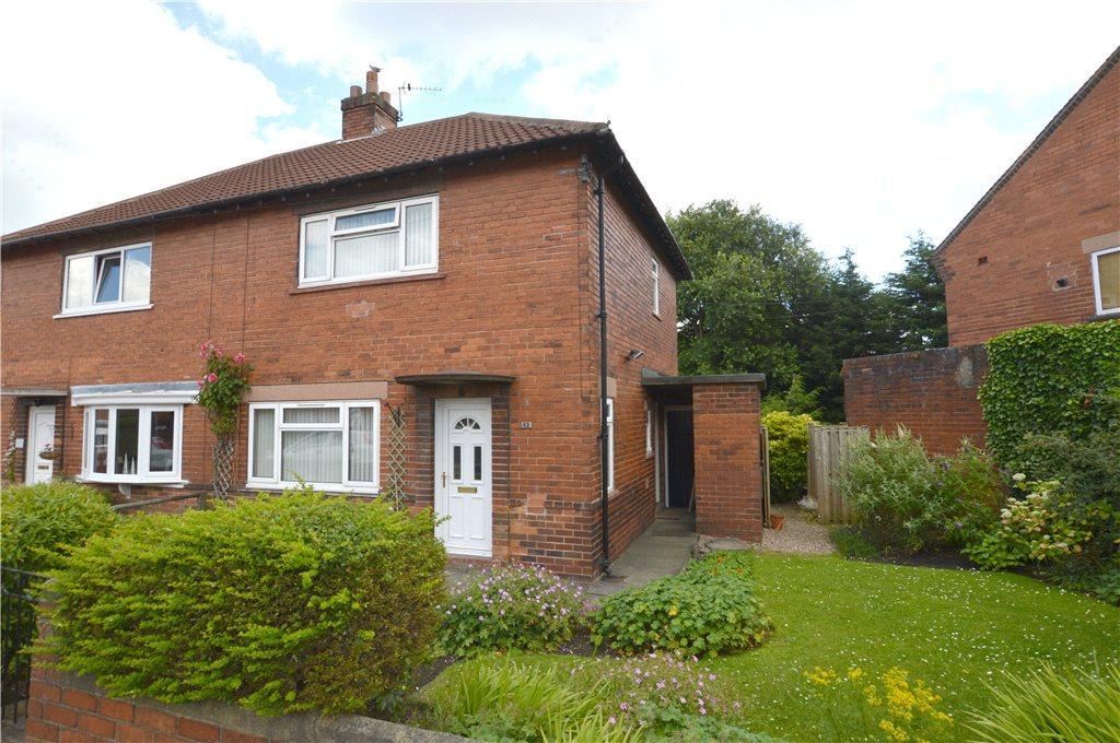 2 Bedrooms Semi Detached House for sale in Westway, Farsley, Leeds