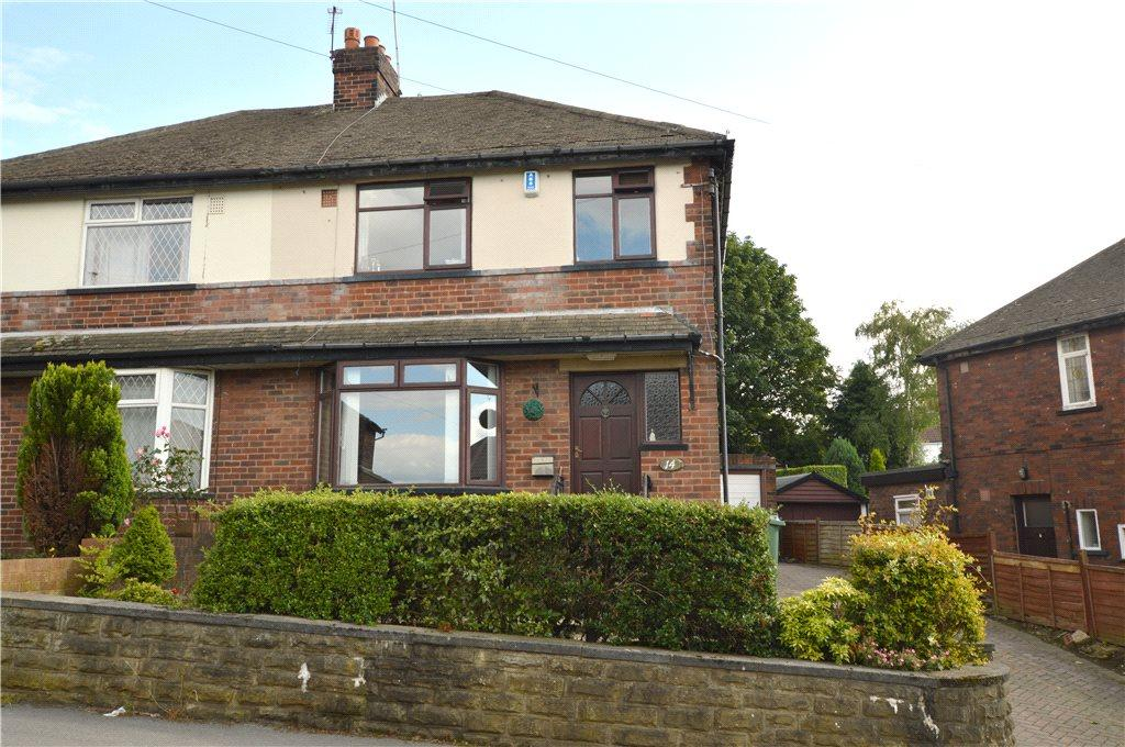3 Bedrooms Semi Detached House for sale in West Park, Pudsey, West Yorkshire